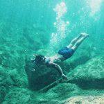 My beginnings in diving